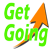 get going